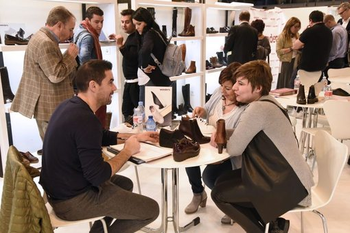 In Madrid, the international exhibition of shoes Momad Shoes