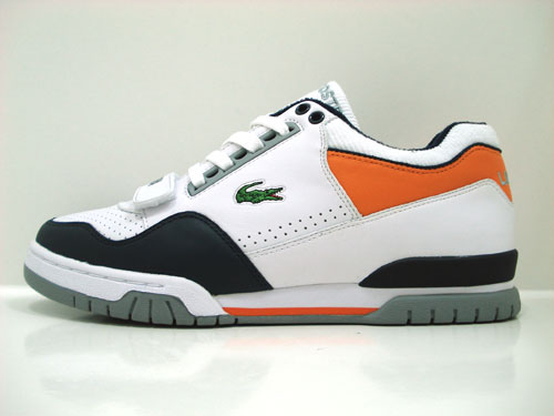 Lacoste will pick up shoes without trying on