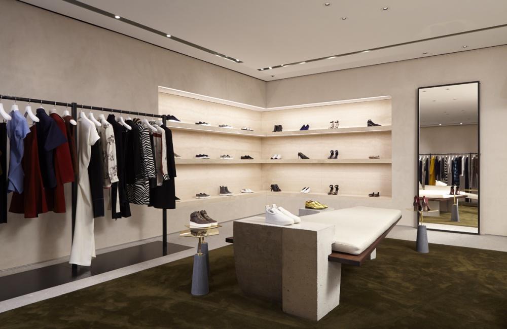 5f7d7ff423c5 Новый магазин Céline открылся в Москве