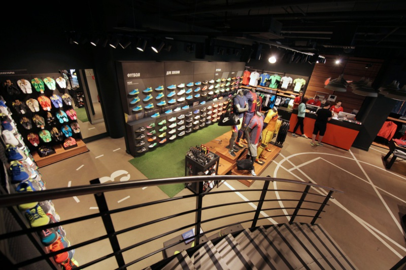 Nike appeared in Tyumen and Rostov-on-Don
