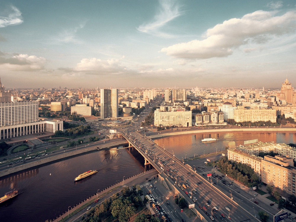 Moscow is the most attractive city in Europe for international brands