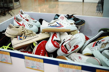 Shoe imports declined by 12,1%