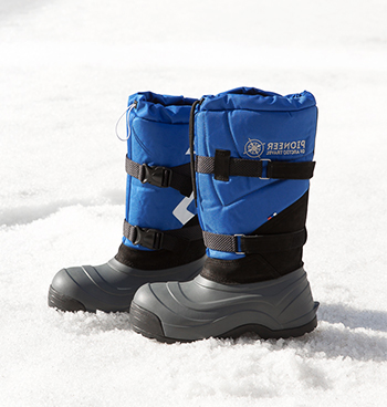 Obuv Rossii released the first batch of shoes for the Arctic