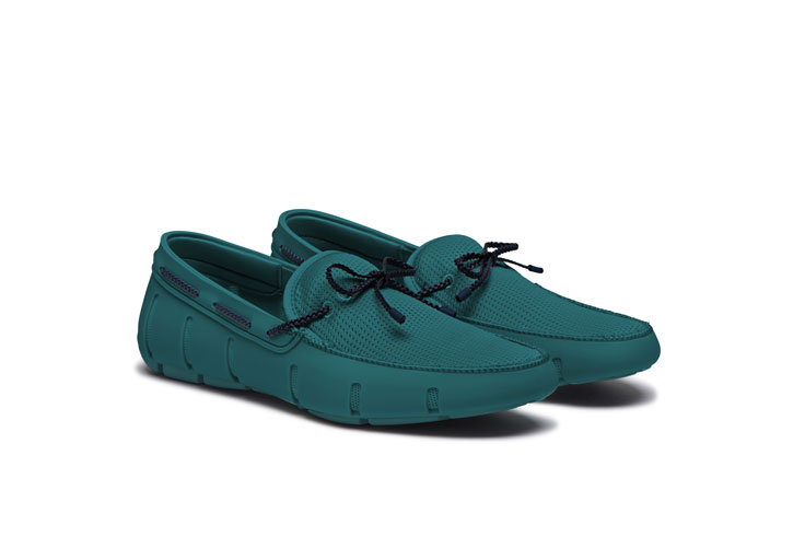 Emerald Swims Loafers