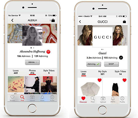 Net-a-Porter has opened for everyone the social network The Net Set