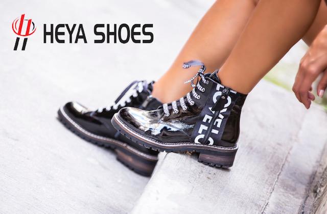 Das türkische Unternehmen Heya Shoes wird in Moskau seine Kollektion von Herbst-Winter-2020 / 21-Schuhen vorstellen
