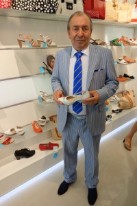 His business: Anatoly Levshin, Caprice stores