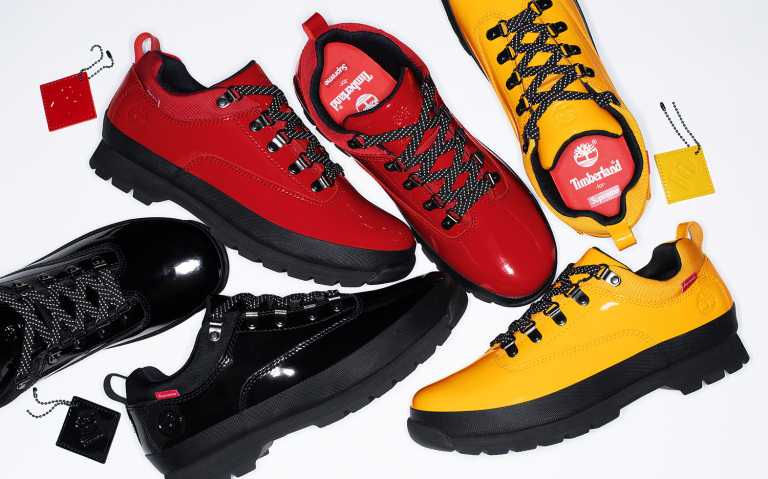 New Supreme and Timberland Collaboration Comes Out