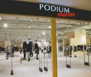 Podium Market went online