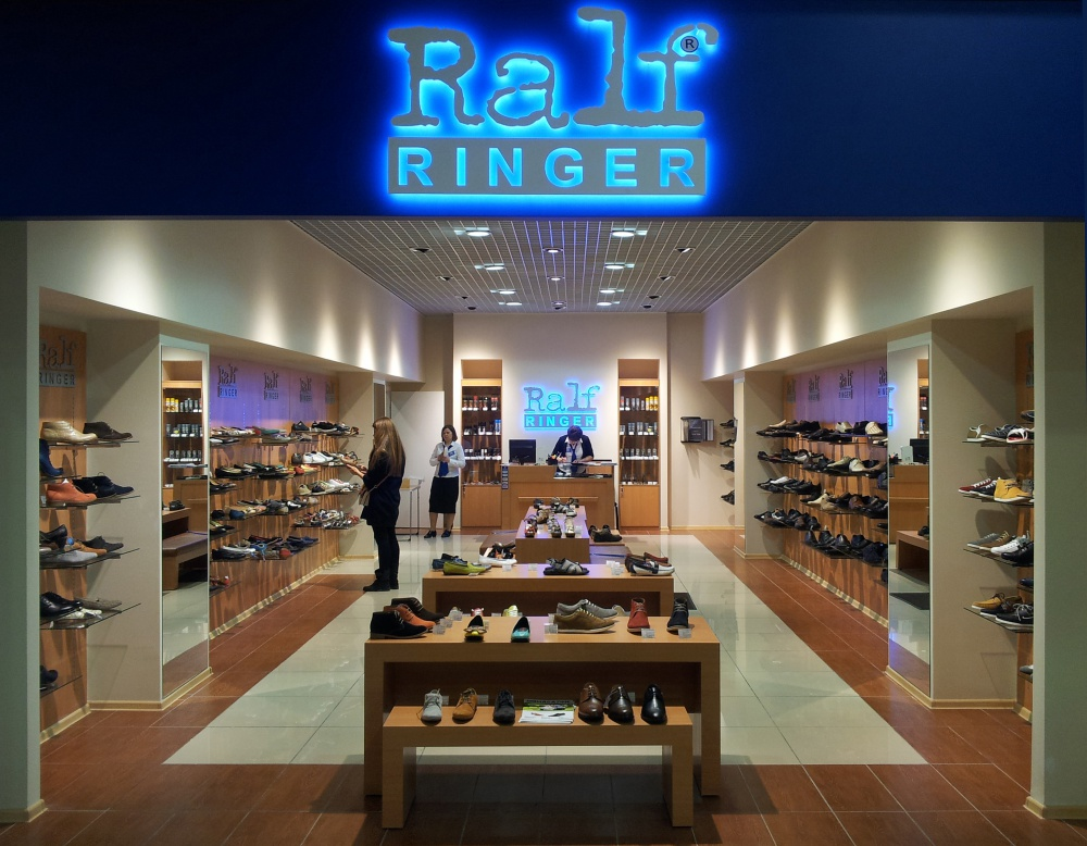 In Moscow, opened the Ralf Ringer brand salon