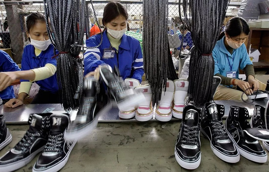 Vietnam's shoe exports in the first half of the year reached $ 7,06 billion