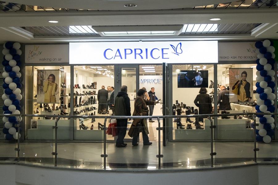 Caprice store appeared in Belarus