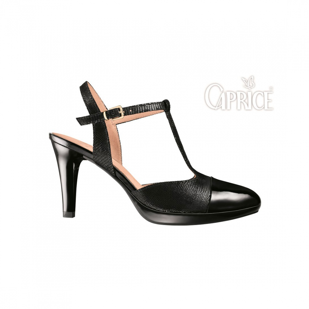 A pair of rock shoes by Caprice Premium