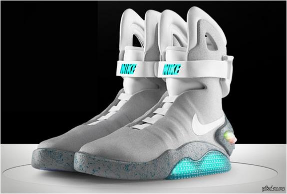 40988d81 Nike создал новые кроссовки с автоматической системой шнуровки