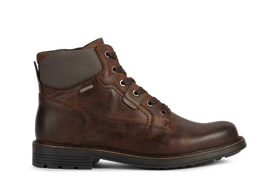 Geox präsentiert die wichtigsten Herren-Sneaker für Herbst / Winter 2021