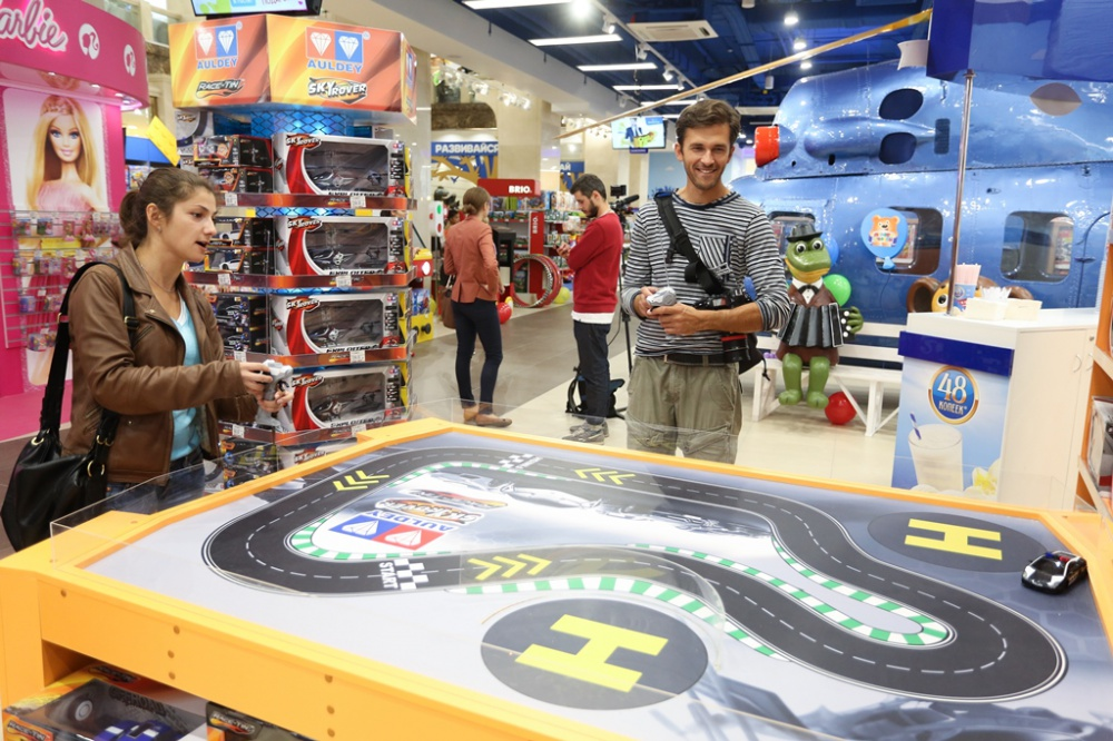 Detsky Mir opened Russia's largest children's goods store