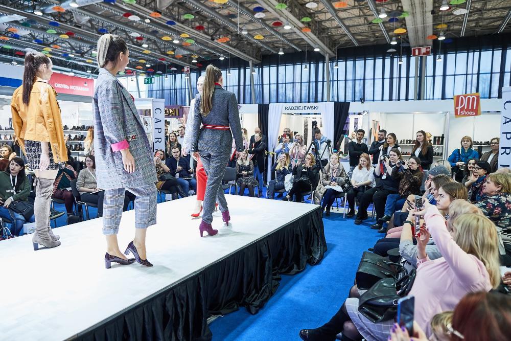 Die Premiere-Kollektion von Euro Shoes, die einzige Branchenausstellung für Schuhe aus Europa in Russland, findet vom 1. bis 4. März in Moskau statt