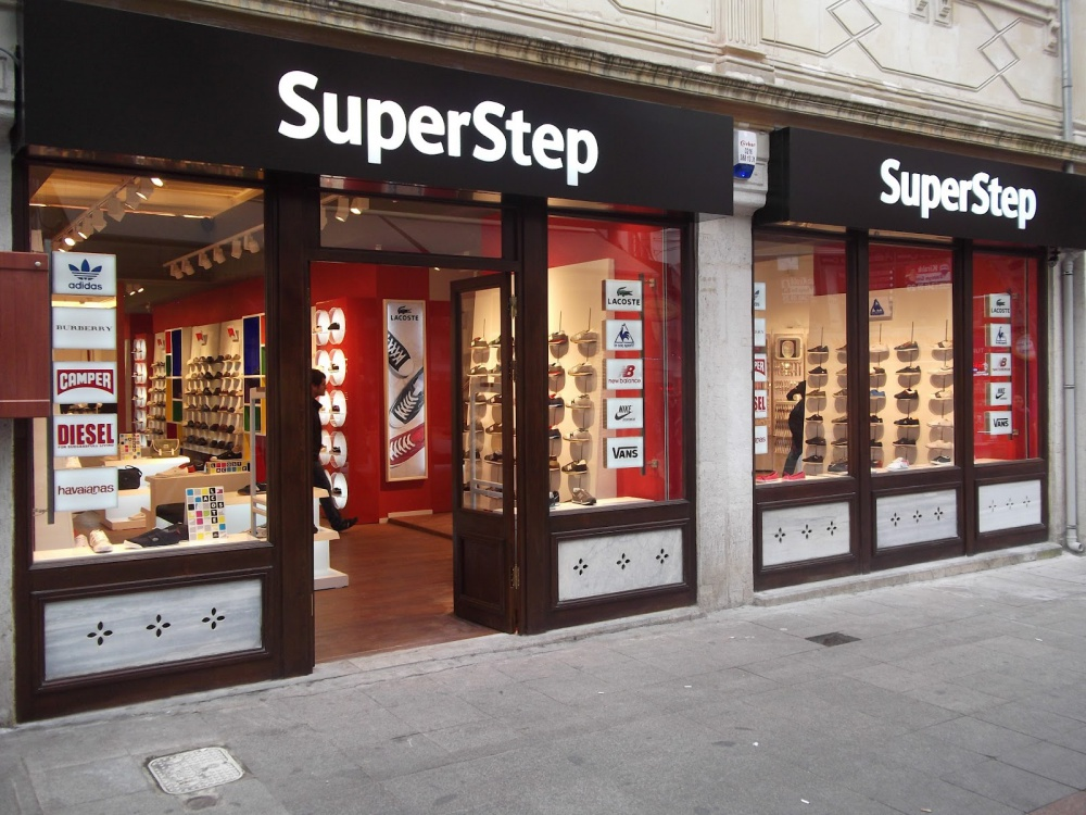 SuperStep company is actively developing in the Ukrainian market