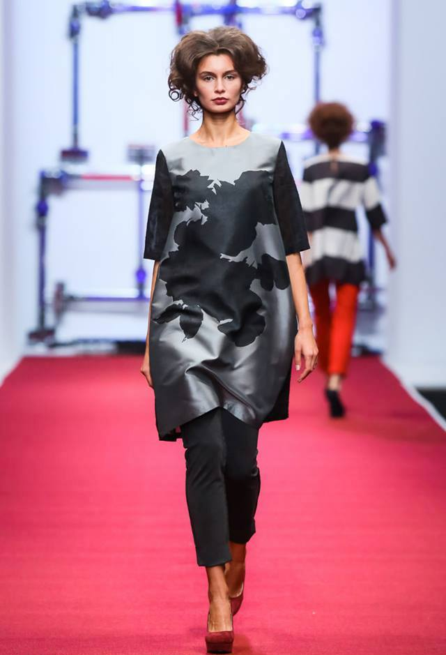 ALBA partnered with Sergey Sysoev at Moscow Fashion Week