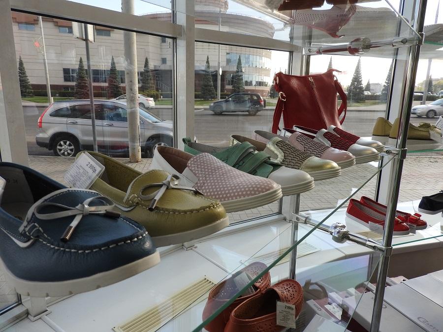 Spartak shoe store opens in Sarapul