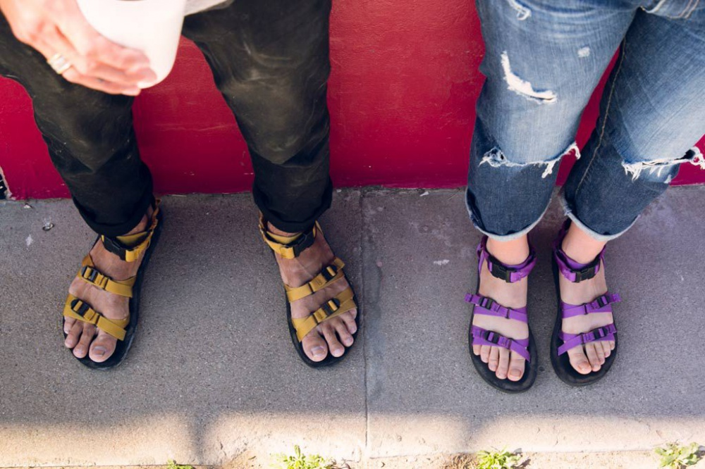 Teva brings back 90s sandals to the market