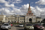 A shopping gallery will open at Kazan Station