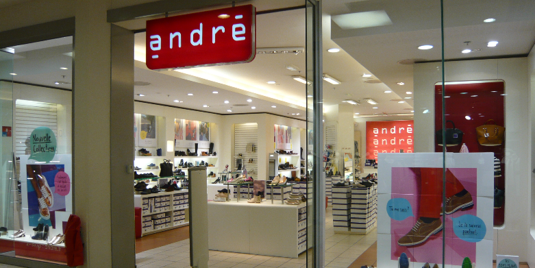French group Vivarte gets rid of André shoe brand