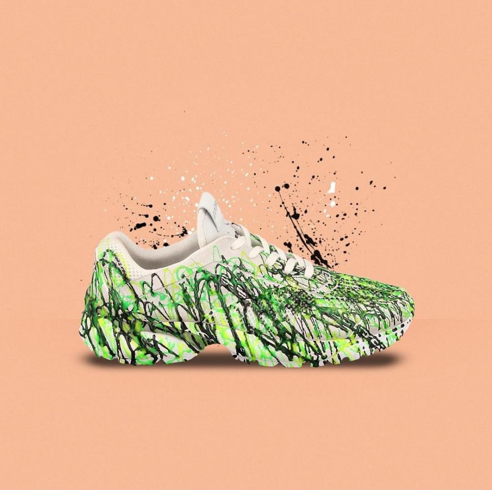 4f49df67b Три модели люксовых кроссовок оригинального дизайна в сезоне весна-лето'19