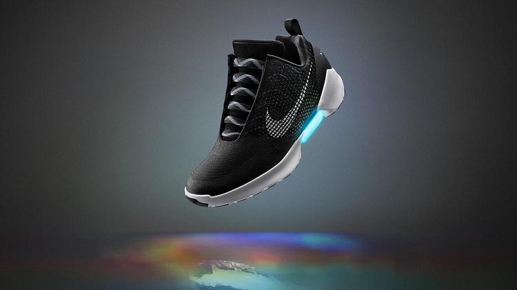 Nike unveils HyperAdapt 1.0 sneakers