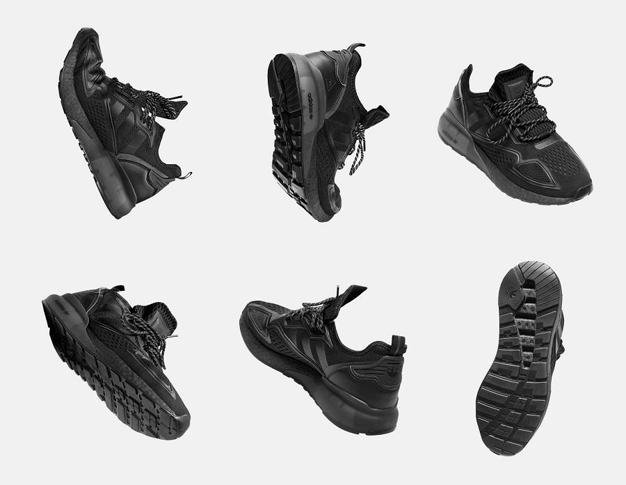 adidas y Pharrell Williams presentan la colección Triple Black