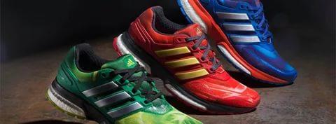 Adidas boosted profits