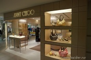 The second mono brand Jimmy Choo opened in Moscow