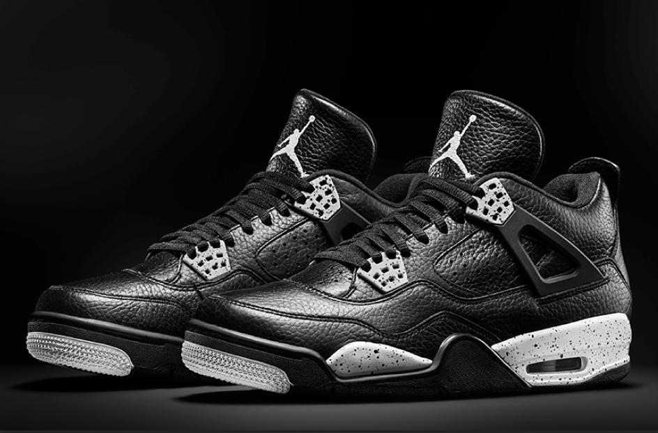 Street Beat Presents Re-Release of Legendary Air Jordan IV Oreo Sneakers