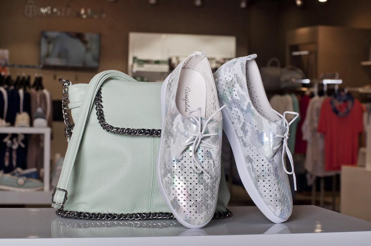 f12be17a «Обувь России» отмечает рост продаж моделей без каблука
