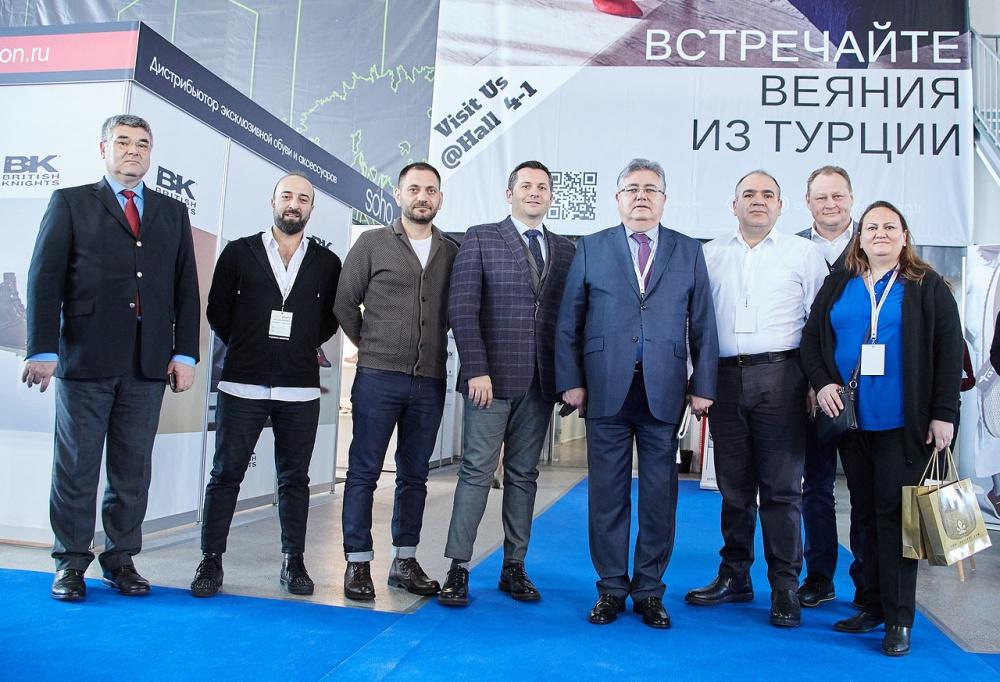 La Turchia è tornata. Entro la fine dell'anno, il volume delle importazioni di scarpe dalla Turchia alla Federazione Russa sarà quasi ripristinato