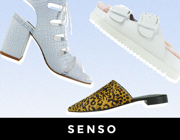SENSO came to stores in Moscow and St. Petersburg