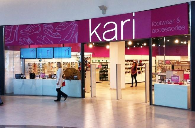 Kari will open in Vladivostok and Angarsk