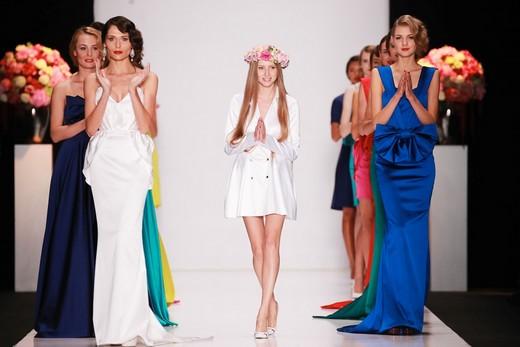 Alba became a partner of the Maria Golubeva brand show