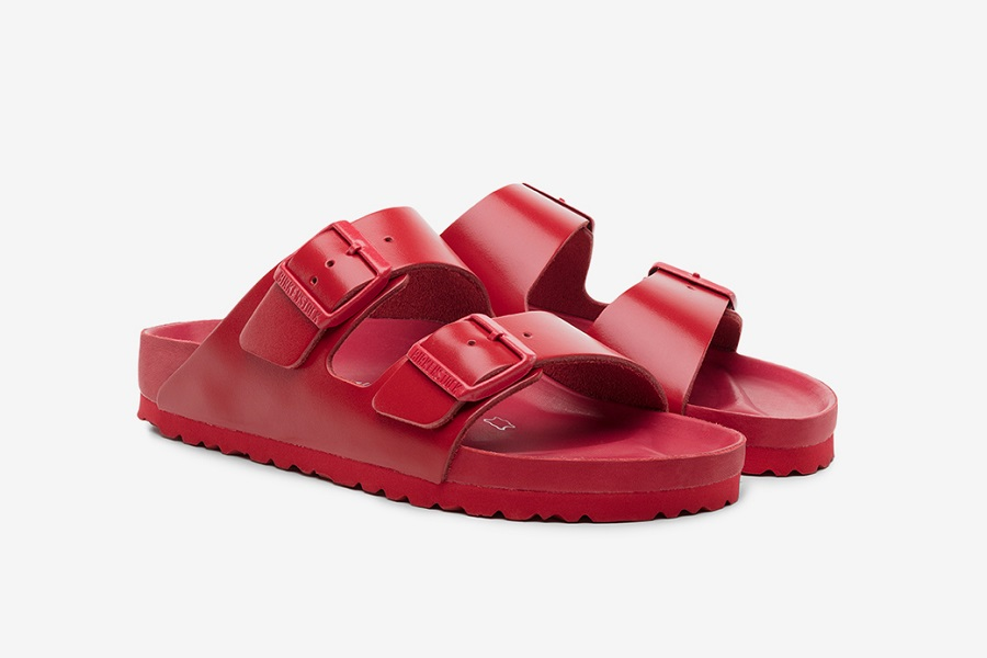 New Birkenstock and Valentino collaboration unveiled at Paris Fashion Week