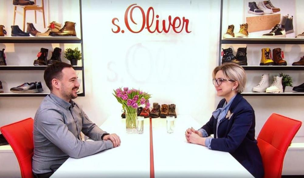 YouTube Shoes Report: s'Oliver steigert den Einzelhandel