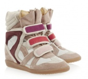 Isabel Marant Sneakers store held a promotion