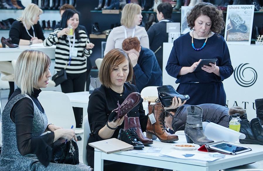 La principal exposición de zapatos rusos, Euro Shoes Premiere Collection, celebra su aniversario