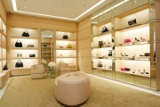 The flagship Jimmy Choo opened in Moscow