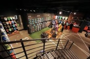 Nike opened a concept store in St. Petersburg