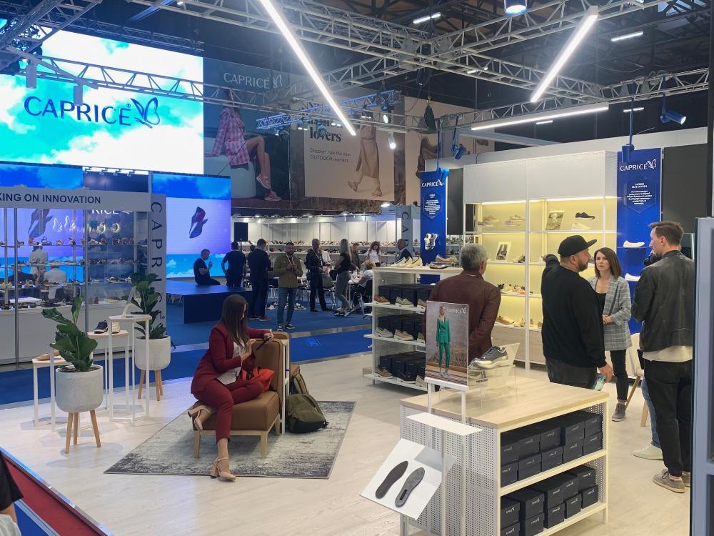 Ausstellung EURO SHOES PREMIERE COLLECTION in Moskau eröffnet