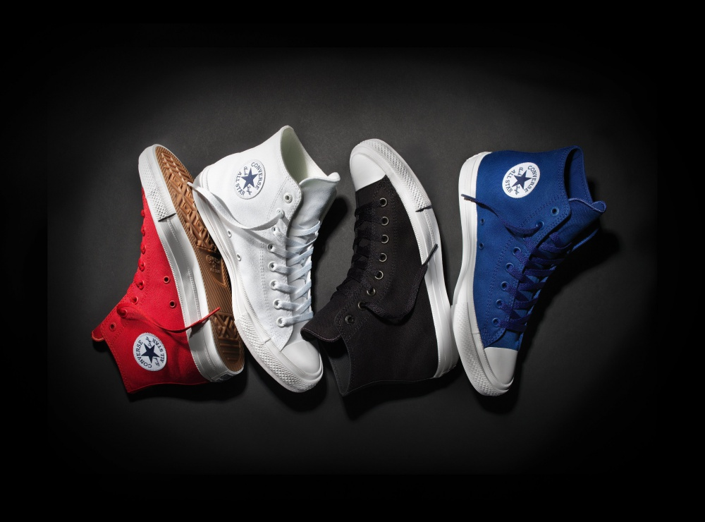 Converse brand opened an online store