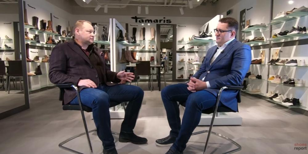 Interview with Friedrich Naumann, CEO of Wortmann Vostok, official representative of Tamaris in Russia