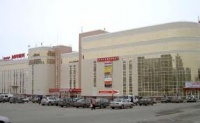 The third phase of the Mayak shopping center in Omsk will open before the end of the 2012 year