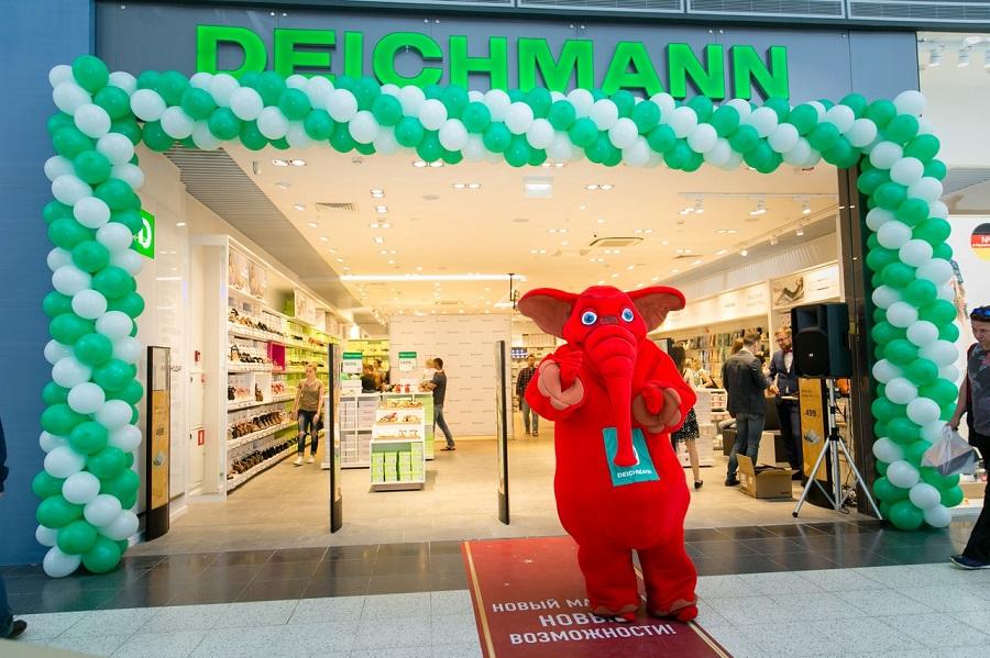 Deichmann opened a new store in Krasnodar