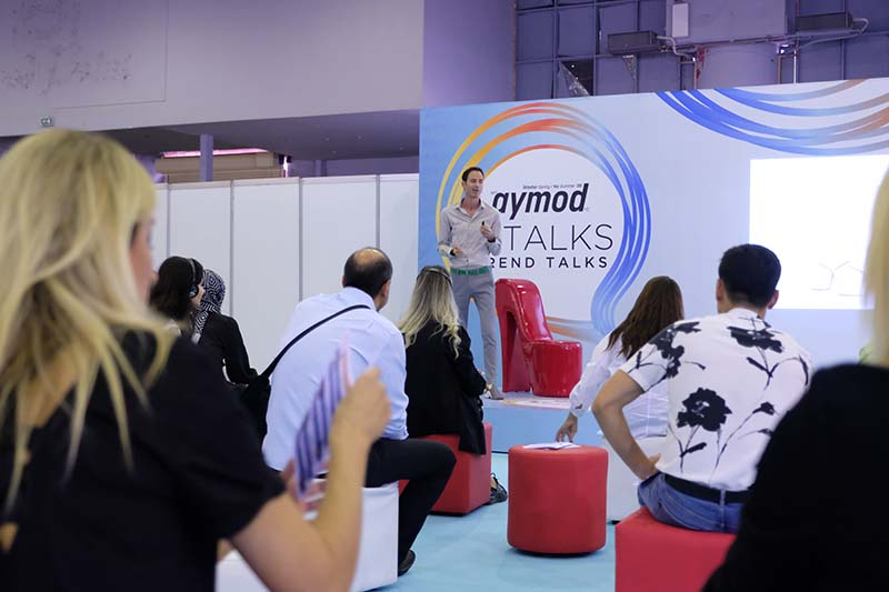 Aymod exhibition starts in Istanbul